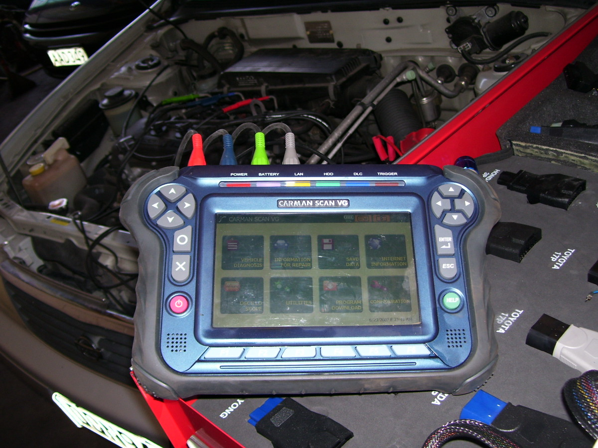 Check Engine Computer Scanner