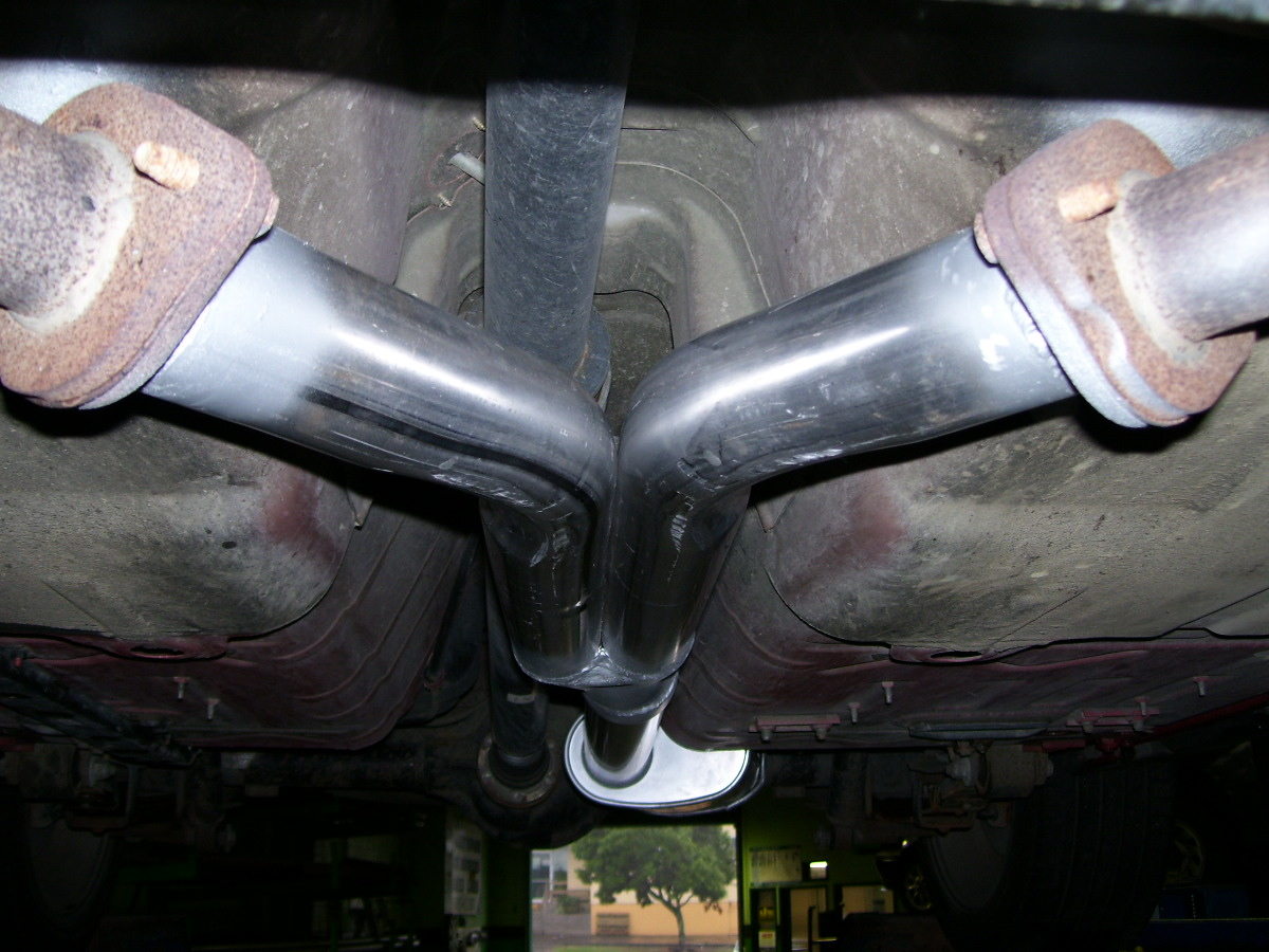 Exhaust Pipes Manufactured By Geddes