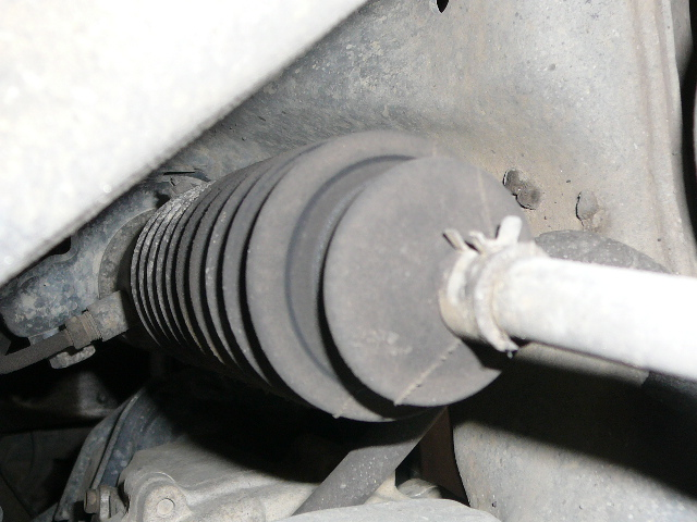 STEERING RACK BOOT