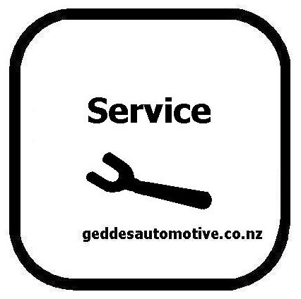 Service Vehicle Light